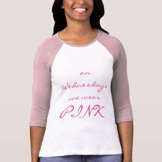 Pièce en t moyenne de filles t-shirt