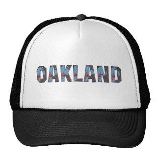 PIÈCE EN T Oakland Casquettes De Camionneur