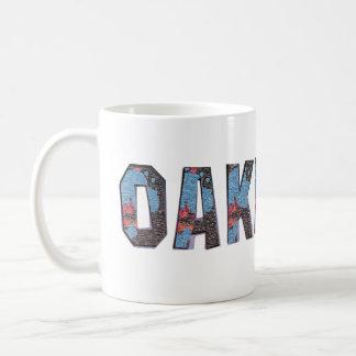 PIÈCE EN T Oakland Tasse