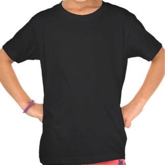 Pièce en t organique de filles irlandaises et t-shirts