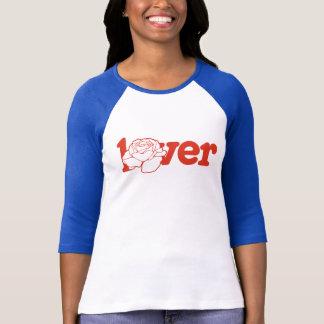 """Pièce en t raglane de """"amant"""" t-shirt"""