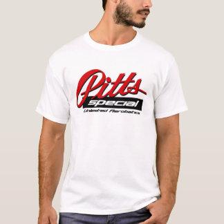 Pièce en t spéciale de logo de Pitts T-shirt