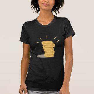 Pièces d'or t-shirt