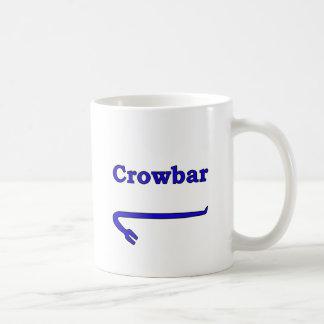 Pied-de-biche bleu mug