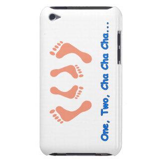 Pieds de Cha Cha de danse Coques iPod Case-Mate