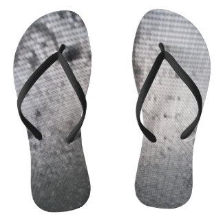 pieds de trempoline tongs