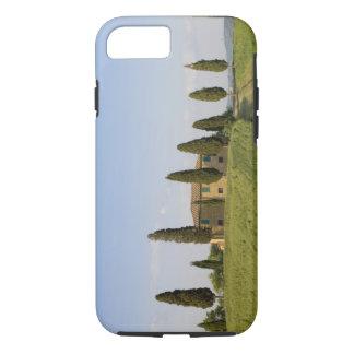 Pienza, d'Orcia de Val, province de Sienne, Coque iPhone 7