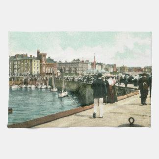 Pier du nord, 1905) serviettes de thé de