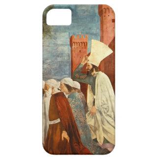 Piero Francesca Heraclius reconstitue la croix Étuis iPhone 5