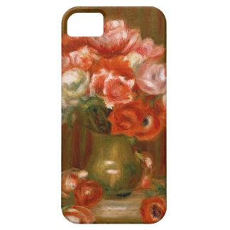 Pierre anémones de Renoir un | Coque Case-Mate iPhone 5