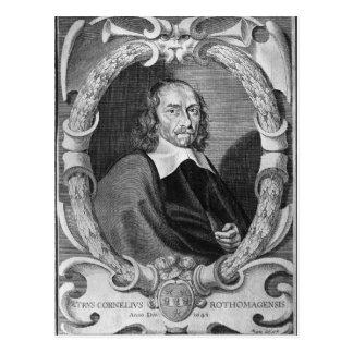 Pierre Corneille 1643 Carte Postale