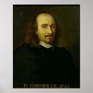 Pierre de Corneille 1647 Poster