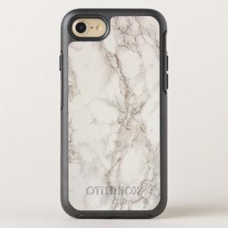Pierre de marbre coque otterbox symmetry pour iPhone 7