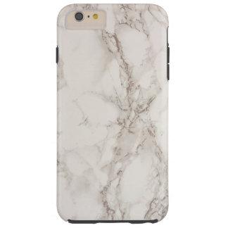 Pierre de marbre coque tough iPhone 6 plus