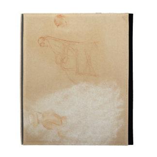 Pierre études de Renoir un | des femmes Étuis iPad Folio