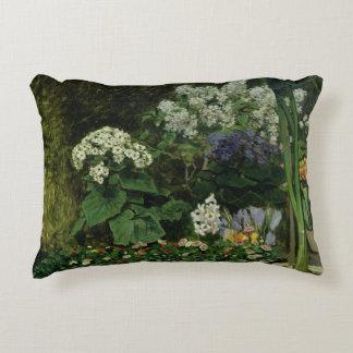 Pierre fleurs de Renoir un   en serre chaude Coussins Décoratifs