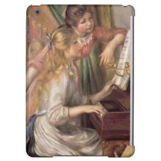 Pierre jeunes filles de Renoir un | au piano