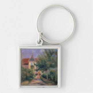 Pierre maison de Renoir | un Renoir chez Essoyes Porte-clés