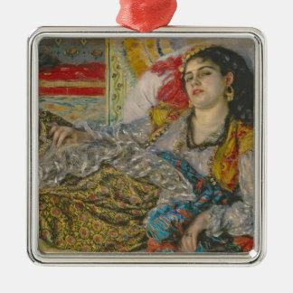 Pierre Olympia de Renoir | Ornement Carré Argenté