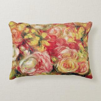 Pierre roses de Renoir un | Coussins Décoratifs