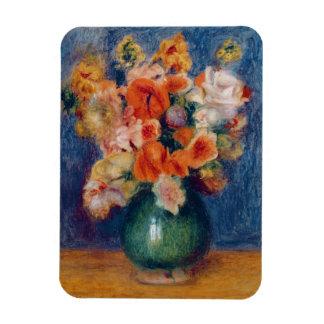 Pierre un bouquet de Renoir | Magnet Flexible