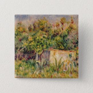 Pierre un cabine de Renoir | dans une clairière Badges
