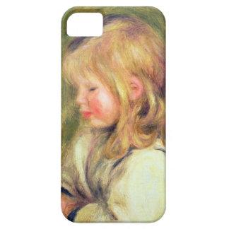 Pierre un enfant de Renoir | dans une lecture Coque iPhone 5 Case-Mate