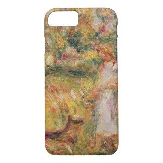 Pierre un paysage de Renoir | avec l'épouse de Coque iPhone 7