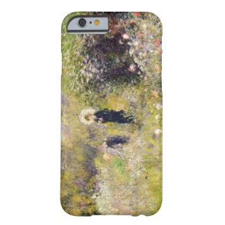 Pierre un paysage d'été de Renoir | Coque Barely There iPhone 6