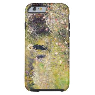 Pierre un paysage d'été de Renoir | Coque Tough iPhone 6