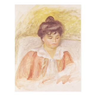 Pierre un portrait de Renoir   de Madame Albert Carte Postale