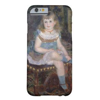 Pierre un portrait de Renoir | de Mlle. G. Coque iPhone 6 Barely There