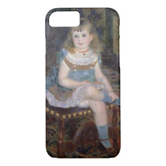Pierre un portrait de Renoir | de Mlle. G. Coque iPhone 7