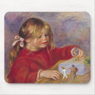 Pierre un Renoir | Claude Renoir au jeu Tapis De Souris