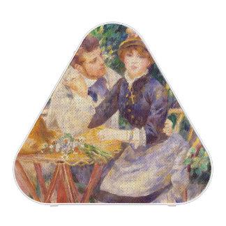 Pierre un Renoir   dans le jardin Haut-parleur Bluetooth