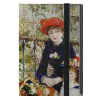 Pierre un Renoir | deux soeurs, ou sur la terrasse Coque iPad Mini
