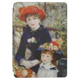 Pierre un Renoir | deux soeurs, ou sur la terrasse Protection iPad Air