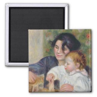 Pierre un Renoir   Gabrielle et Jean Magnet Carré