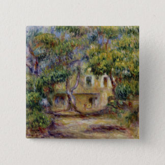 Pierre un Renoir | la ferme chez Les Collettes Badge