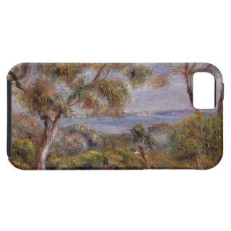 Pierre un Renoir | la mer chez Cagnes Coques iPhone 5