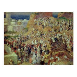 Pierre un Renoir   la mosquée, ou festival arabe Cartes Postales