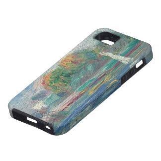 Pierre un Renoir | la rivière bleue Coque iPhone 5