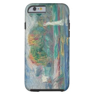 Pierre un Renoir | la rivière bleue Coque iPhone 6 Tough