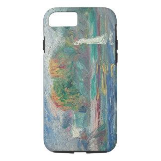 Pierre un Renoir | la rivière bleue Coque iPhone 8/7
