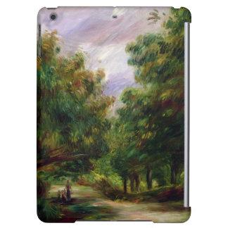 Pierre un Renoir | la route près de Cagnes