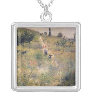 Pierre un Renoir | le chemin à travers la longue Collier