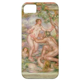 Pierre un Renoir | Saone coulant dans le Rhône Coques Case-Mate iPhone 5