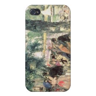 Pierre un Renoir | se baignant sur la Seine Coques iPhone 4