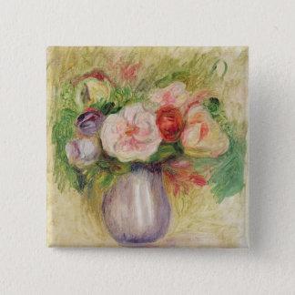 Pierre un vase à Renoir | de fleurs Badge