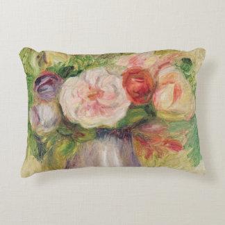 Pierre un vase à Renoir | de fleurs Coussins Décoratifs